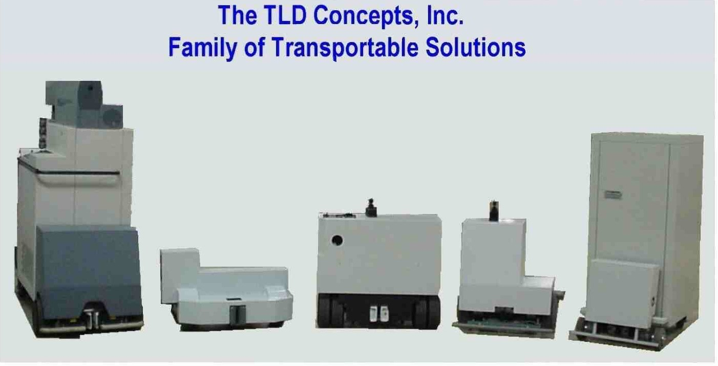 TLD Concepts, INC. Family of Transportable Solutions